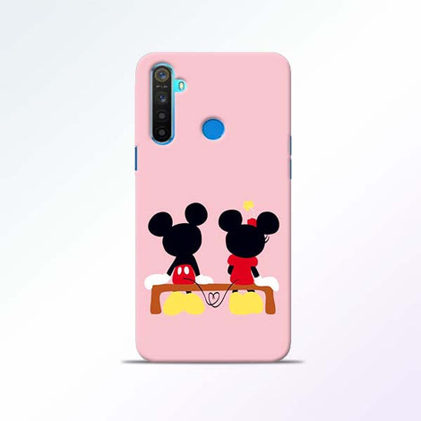 Mickey Minnie Realme 5 Mobile Cases