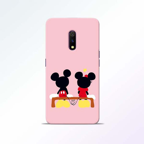 Mickey Minnie Realme X Mobile Cases
