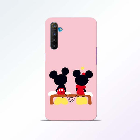 Mickey Minnie Realme XT Mobile Cases