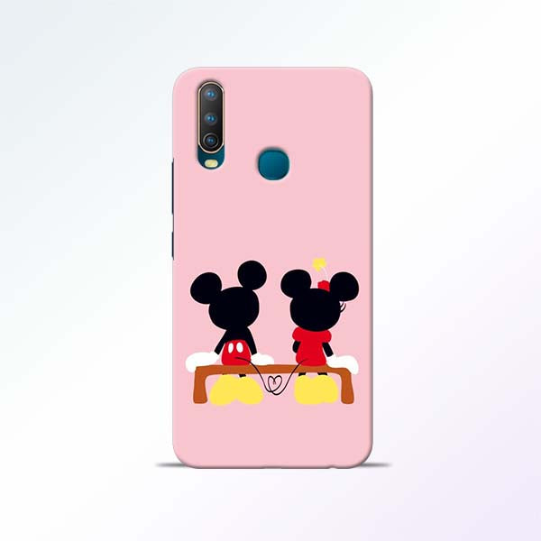 Mickey Minnie Vivo U10 Mobile Cases