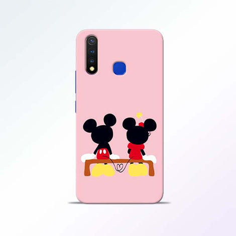 Mickey Minnie Vivo U20 Mobile Cases