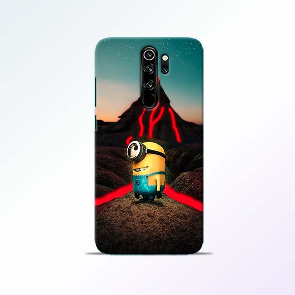 Minion Redmi Note 8 Pro Mobile Cases