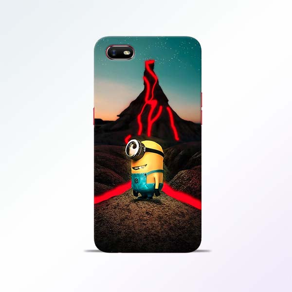 Minion Oppo A1K Mobile Cases
