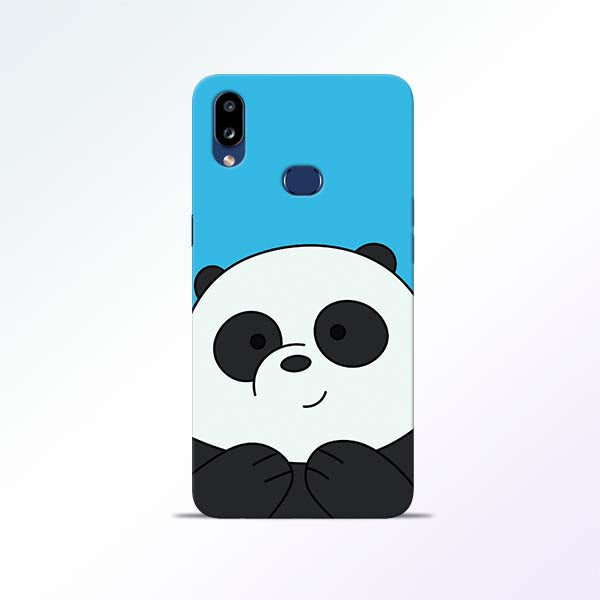 Panda Samsung Galaxy A10s Mobile Cases