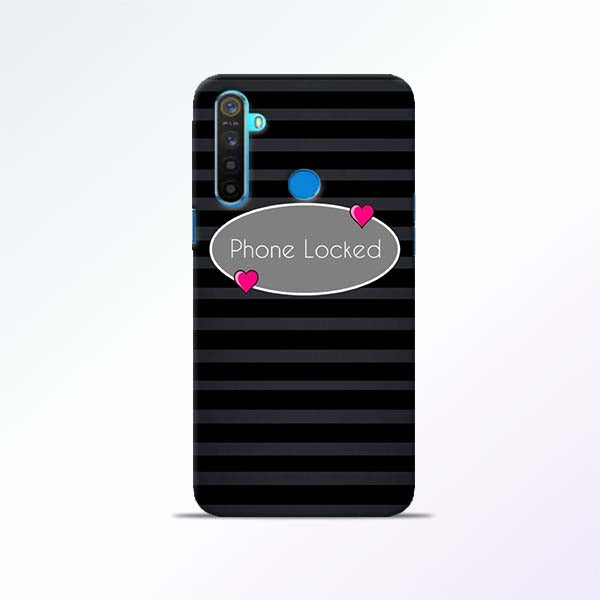 Phone Locked Realme 5 Mobile Cases