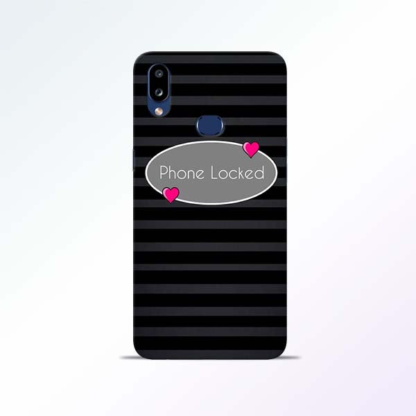 Phone Locked Samsung Galaxy A10s Mobile Cases