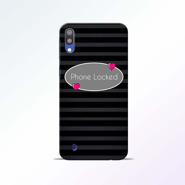 Phone Locked Samsung Galaxy M10 Mobile Cases