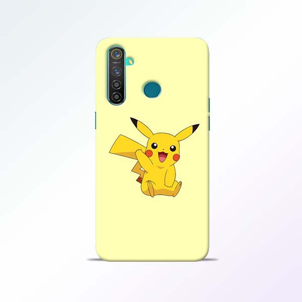 Pickachu Realme 5 Pro Mobile Cases