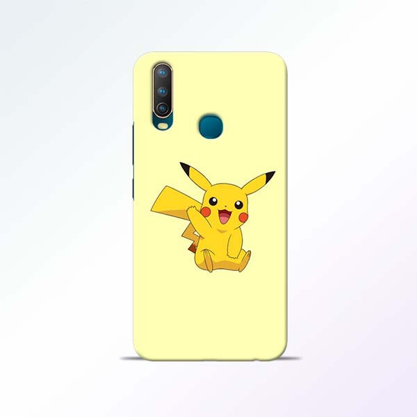 Pickachu Vivo U10 Mobile Cases