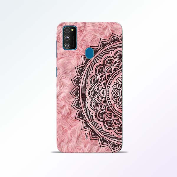 Pink Mandala Samsung Galaxy M30s Mobile Cases