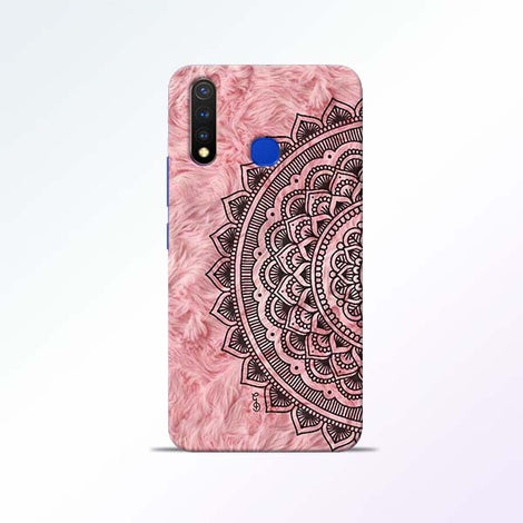Pink Mandala Vivo U20 Mobile Cases