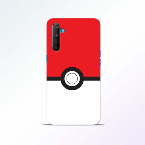 Poke Ball Realme XT Mobile Cases