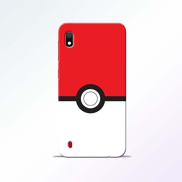 Poke Ball Samsung Galaxy A10 Mobile Cases