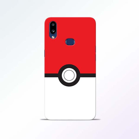 Poke Ball Samsung Galaxy A10s Mobile Cases