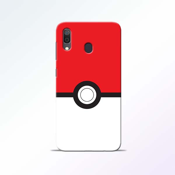 Poke Ball Samsung Galaxy A30 Mobile Cases