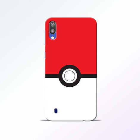 Poke Ball Samsung Galaxy M10 Mobile Cases