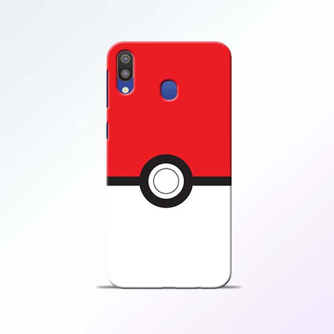 Poke Ball Samsung Galaxy M20 Mobile Cases