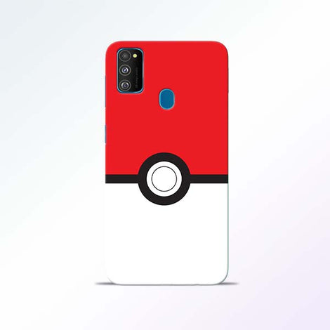Poke Ball Samsung Galaxy M30s Mobile Cases