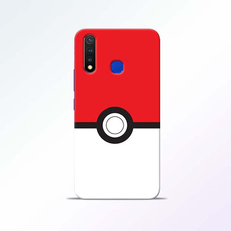 Poke Ball Vivo U20 Mobile Cases