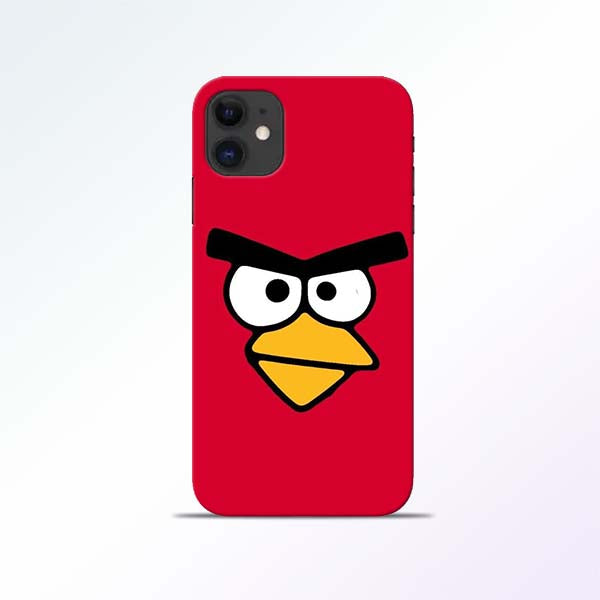 Red Bird iPhone 11 Mobile Cases