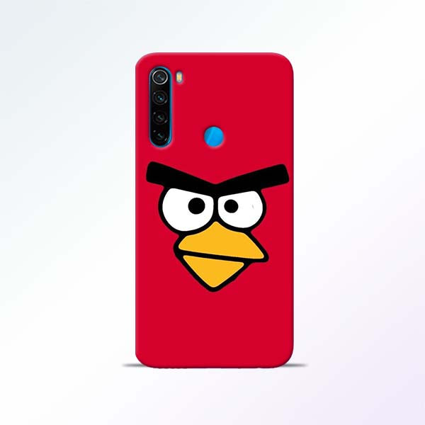 Red Bird Redmi Note 8 Mobile Cases