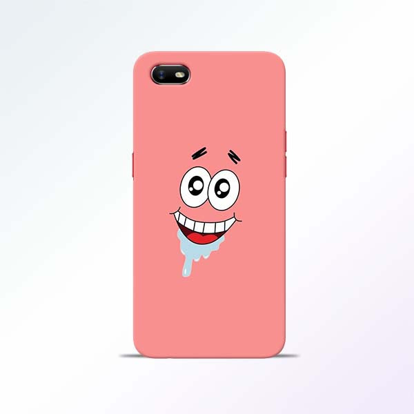Smiling Oppo A1K Mobile Cases