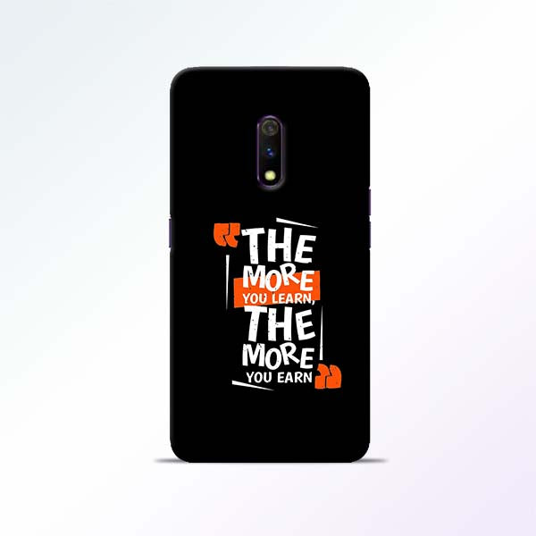 The More Realme X Mobile Cases