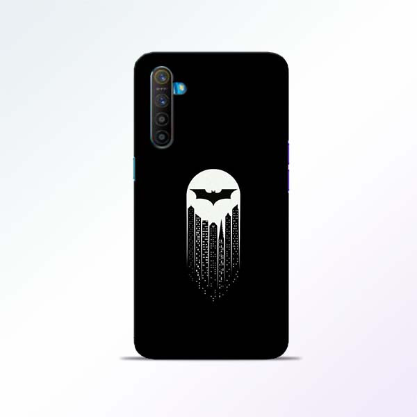 White Bat Realme XT Mobile Cases