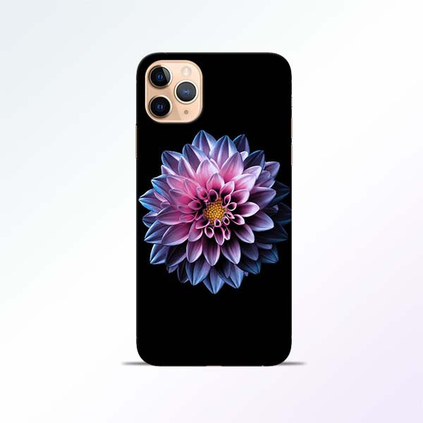 White Flower iPhone 11 Pro Mobile Cases