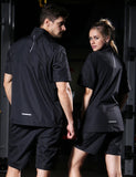 SKAYA Noire - VESTE SPORT A ENFILER WATERPROOF ULTRA LEGERE,LES COVERS,slimdy