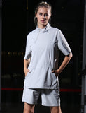 SKAYA - ENSEMBLE VESTE ET SHORT SPORT A ENFILER WATERPROOF ULTRA LEGERE