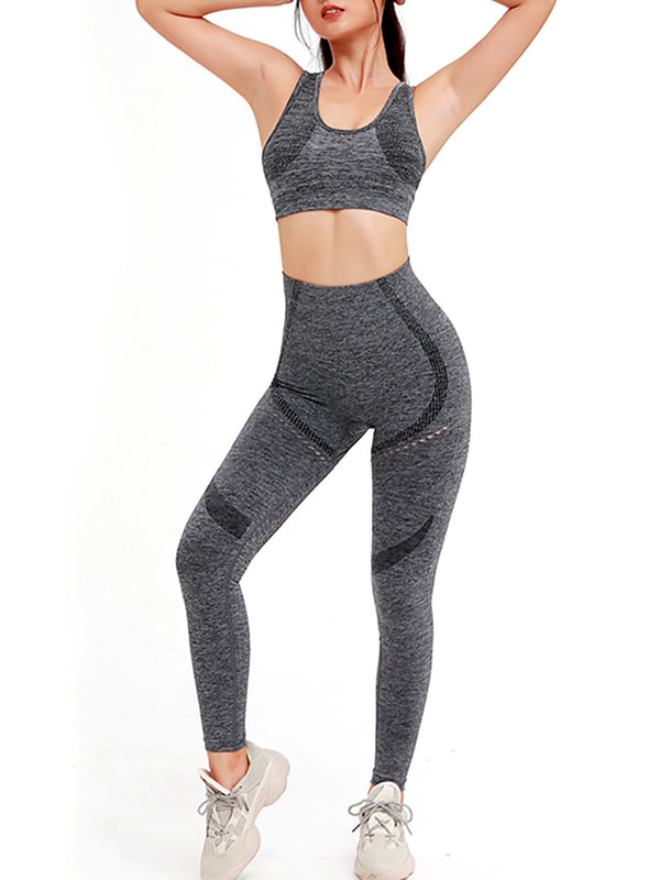 KENZA - ENSEMBLE 2 PIECES LEGGING SPORT,LEGGINGS,LES ENSEMBLES LEGGINGS,slimdy