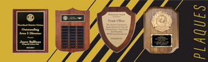 Plaques Custom Maine Awards