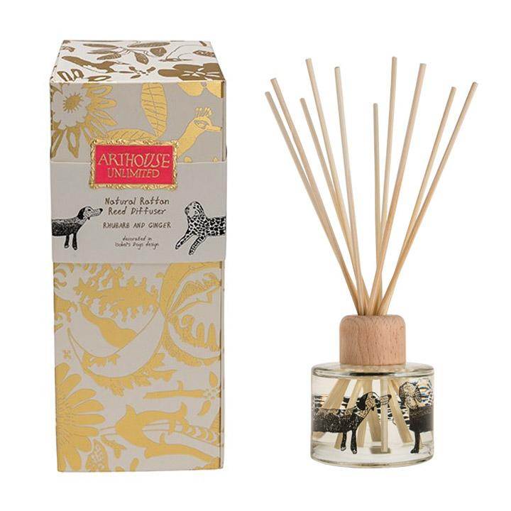 Arthouse Rhubarb & Ginger Reed Diffusers