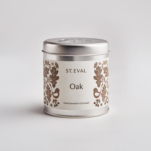 St Eval Scented Tin Candles
