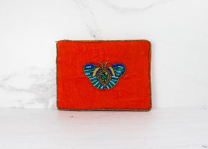 Butterfly Purse Small