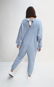 Chalk UK | All In One Jumpsuit | Blue