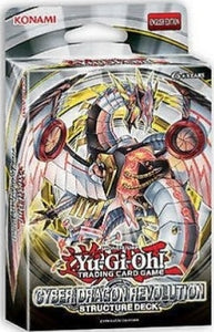Yu-Gi-Oh Structure Deck - Cyber Dragon Revolution - New Structure Deck