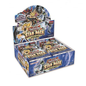 Yu-Gi-Oh FACTORY SEALED Booster Box - Star Pack Vrain - New Booster Box