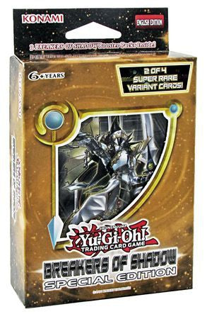 Yu-Gi-Oh Special Edition - Breakers of Shadow - New Special Edition Box