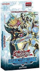 Yu-Gi-Oh Structure Deck - Cyberse Link - New Structure Deck