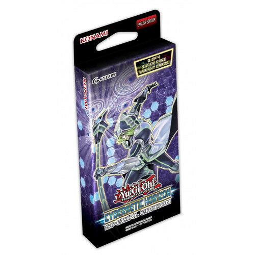 Yu-Gi-Oh Special Edition - Cybernetic Horizon - Special Edition Box