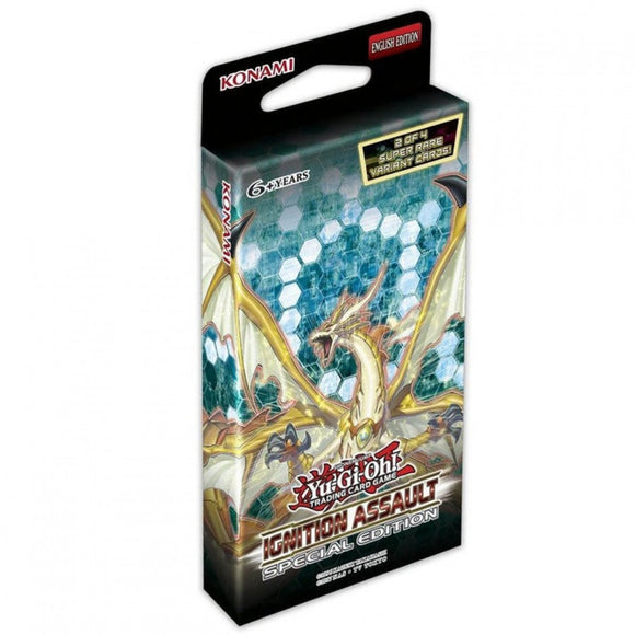 Yu-Gi-Oh Special Edition - Ignition Assault - New Special Edition Box