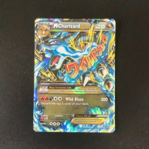 Pokemon XY Flashfire - Charizard EX - 069/106 - Used Holo Rare card