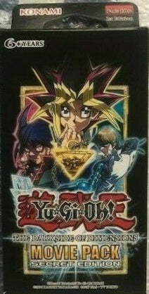 Yu-Gi-Oh Secret Edition - The Darkside of Dimensions - Special Edition Box
