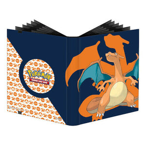 Pokemon Charizard - Ultra Pro 9-Pocket Pro Binder - Portfolio/Album