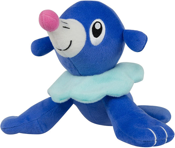 Pokemon Plush - Popplio (closed mouth)
