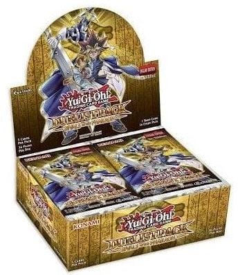 Yu-Gi-Oh FACTORY SEALED Booster Box - Duelist Pack Rivals of the Pharaoh