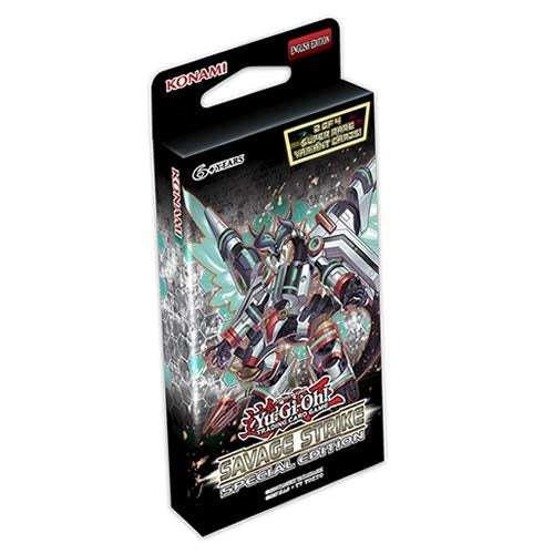 Yu-Gi-Oh Special Edition - Savage Strike - Special Edition Box