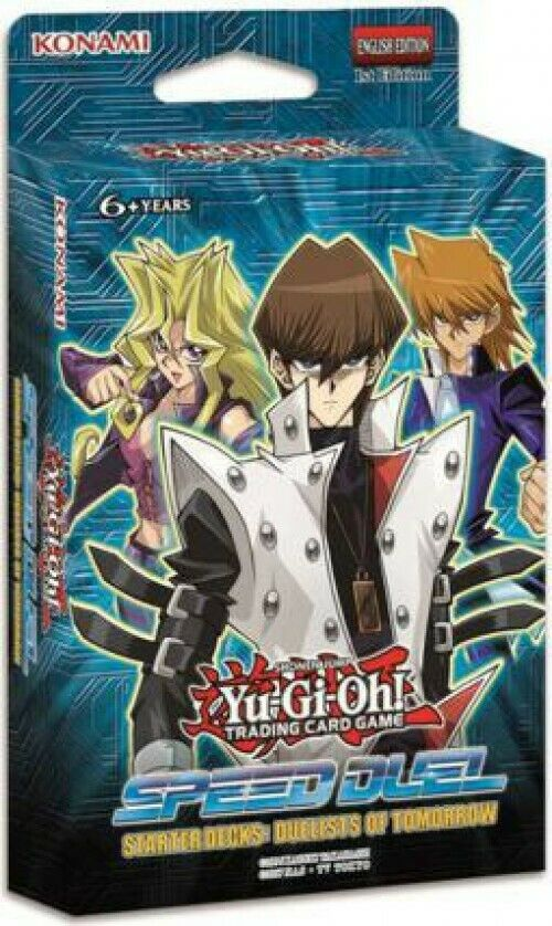 Yu-Gi-Oh Speed Duel Starter Deck - Duelists of Tomorrow